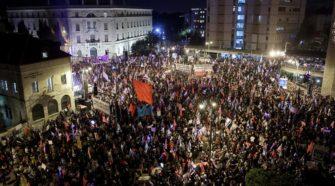 Israël , Les manifestations anti Netanyahu se multiplient, les dessous