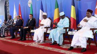 Le sommet du G5 Sahel en Mauritanie , Enjeux et Défis