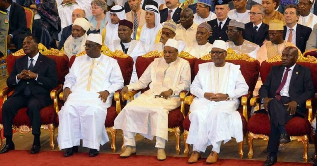 Mission de la CEDEAO au Mali , quatre chefs d'Etats ouest africains annoncés à Bamako