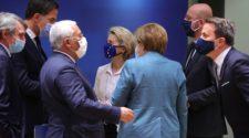 Sommet UE, le plan de relance de l UE recueille l'accord des 27 Etats