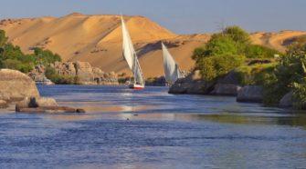 Afrique : le fleuve Nil, véritable enjeu géoéconomique et source de tensions
