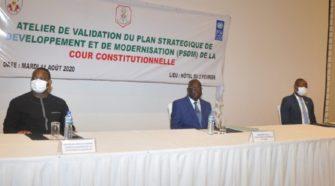 Cour-constitutionnelle-du-Togo-vers-un-plan-de-développement-et-de-modernisation-2021-2025