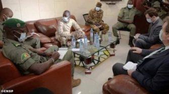 Mali : la junte multiplie les contacts avec les partenaires étrangers après la Cédéao