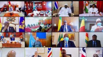 Mali : les non-dits du sommet extraordinaire d'hier des Chefs d'Etats de l'Afrique de l'Ouest