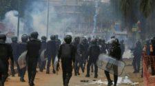 Manifestations en Cote d Ivoire : le contestation du troisième mandat dans les rues crée des tensions mortelles