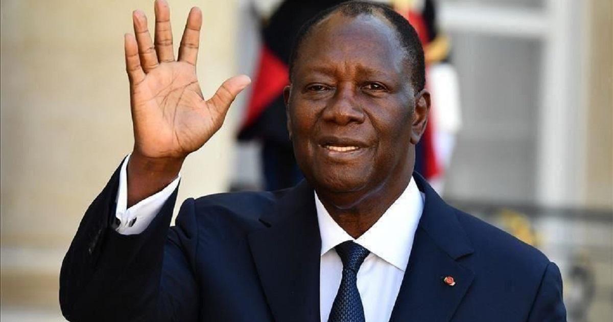 elections en cote d'ivoire: la victoire de Alassane Ouattara Ouattara au premier tour en préparation