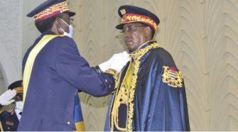 Tchad : Idriss Deby fait Maréchal le jour des 60 ans de l'indépendance
