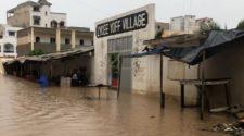 Graves inondations au Sénégal, au moins une personne disparue (2)