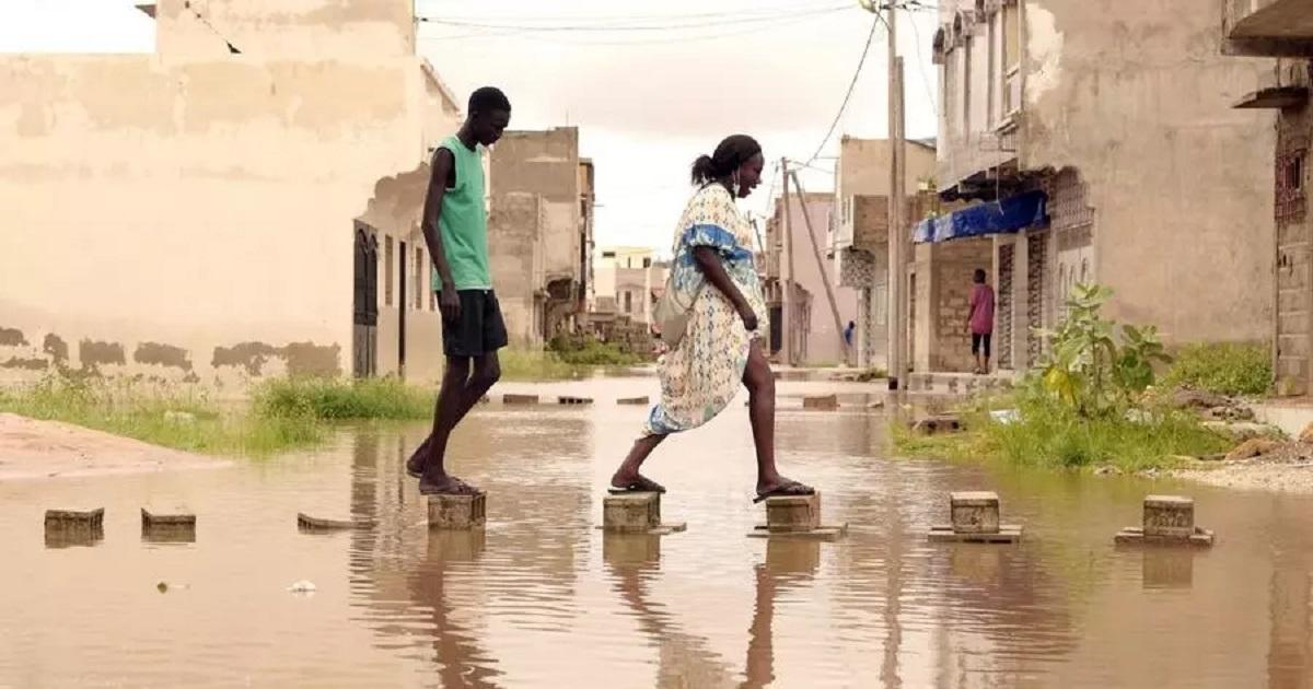 Inondations au Sénégal, Macky Sall débloque 10 milliards de FCFA pour aider les sinistrés