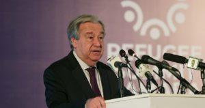 Le secrétaire général de l'ONU, António Guterres reconnait et loue les efforts des femmes dans la lutte contre le covid-19 (2)