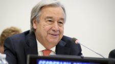 Le secrétaire général de l'ONU, António Guterres reconnait et loue les efforts des femmes dans la lutte contre le covid-19