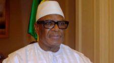 Mali Ibrahim Boubacar Keita quitte son pays sans un de ses enfants (2)