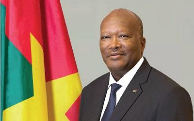 Le président Marc Kaboré sur le chemin d'un second mandat