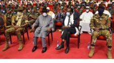 embargo contre le Mali