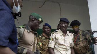 La junte du Mali met en place son gouvernement militaire