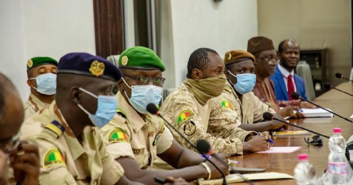 la junte militaire au Mali s'installe davantage à travers des nominations (2)