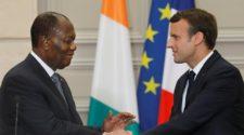 le président Macron dans un dilemme à cause du 3ème mandat de Ouattara (2)