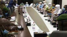 La junte et le M5 RFP ont aplani leurs divergences