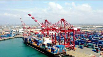 Le port de Lomé, classé 1er port en Afrique de l'ouest
