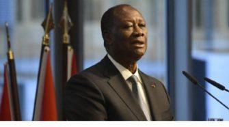 president ivoirien Alassane Ouattara