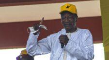 President Alpha Condé obtient la majorité absolue