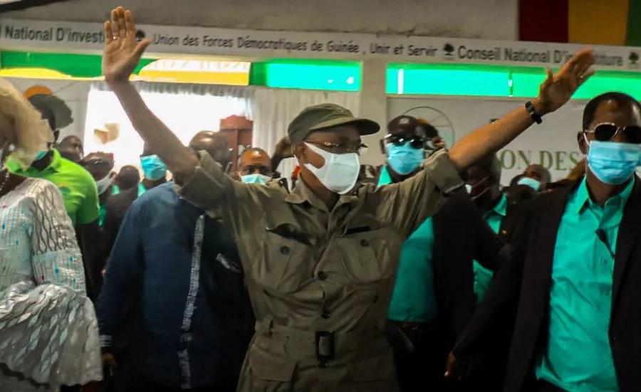 Cellou Dalein Diallo s'autoproclame vainqueur en violation du code électoral
