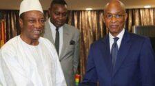 Le président Condé devant Diallo selon les résultats