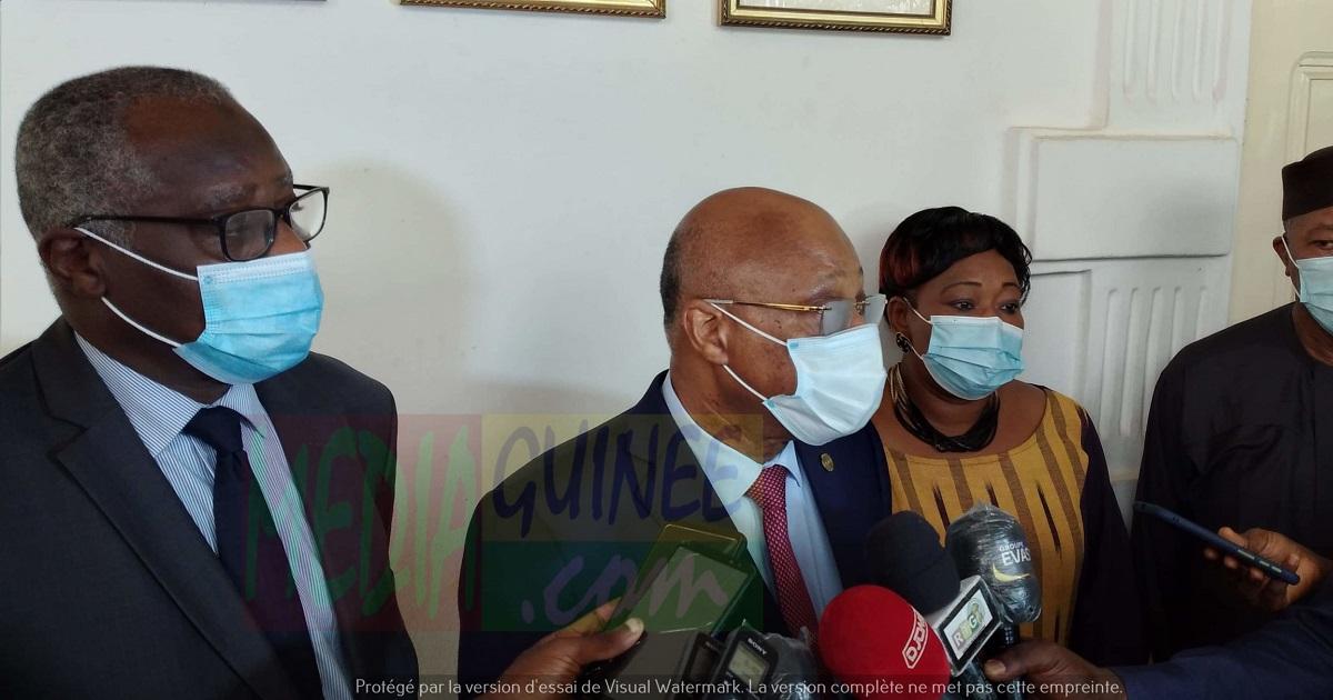 Crise post-électorale en Guinée : fin de la mission diplomatique internationale, les recommandations