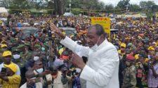 Guinée/Présidentielle 2020 : Alpha Condé déclaré vainqueur avec 59,49% des voix