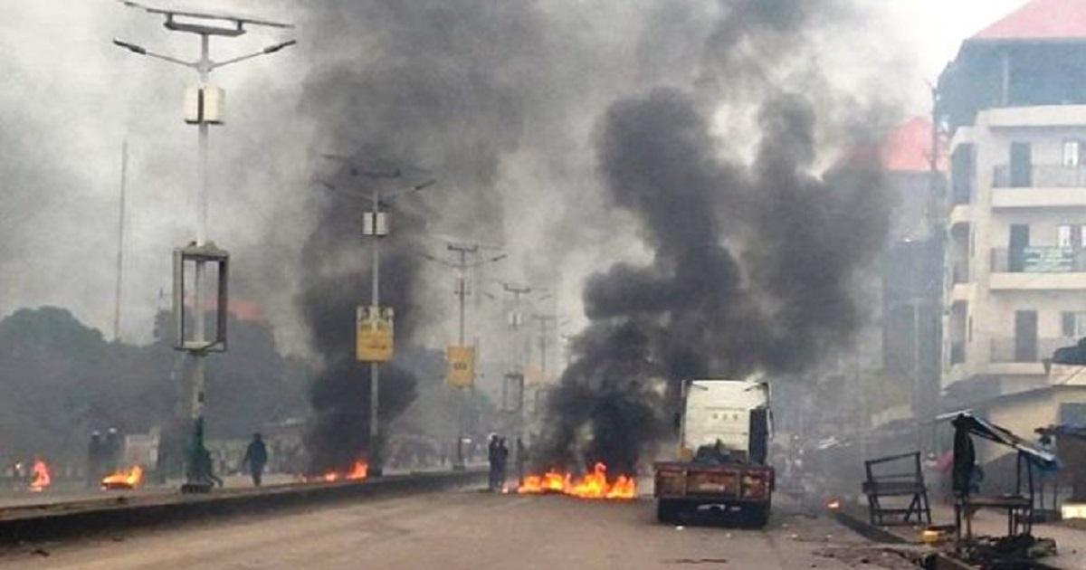 Guinée : la paix est encore fragile malgré la médiation internationale