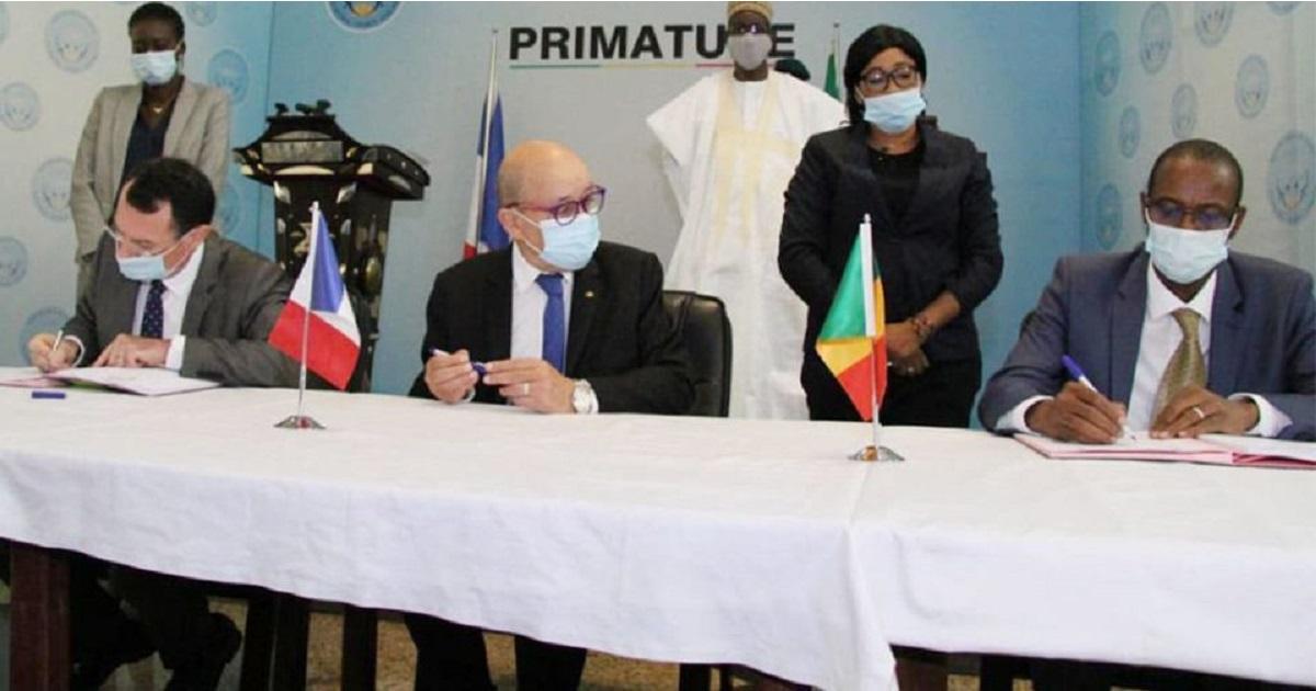 Mali/France : deux conventions de financement pour matérialiser la poursuite de la coopération
