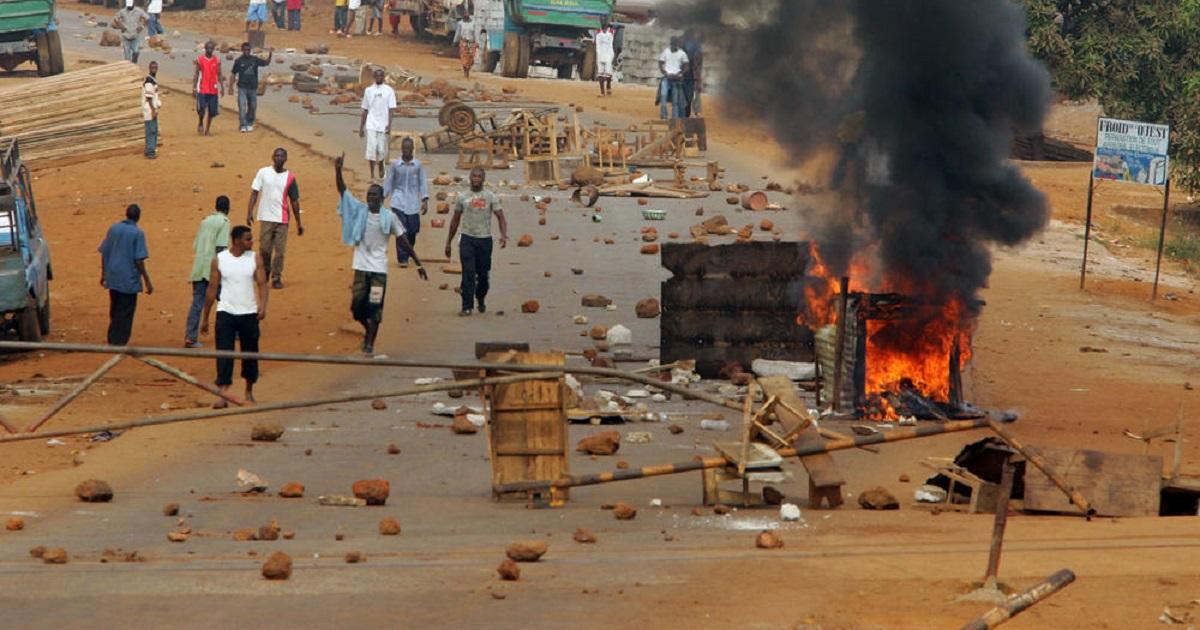 Violences post électorales en Guinée : ONU, UA, CEDEAO à pied d'œuvre pour sauver la paix