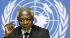 appel de la Fondation Kofi ANNAN au président de la République et aux acteurs politiques