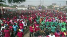 campagne électorale en Guinée