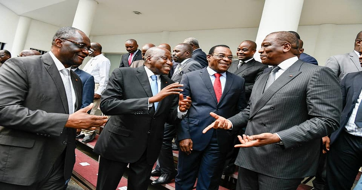 acteurs politiques ivoiriens