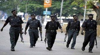 police nigériane