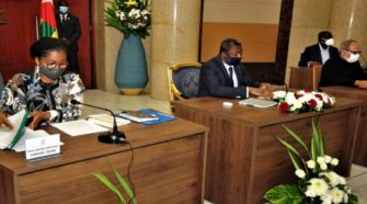 séminaire gouvernemental au Togo