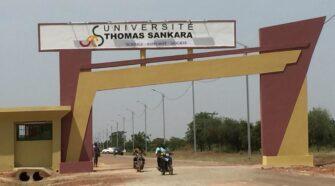 Burkina-Faso : l'université Thomas Sankara officiellement inaugurée
