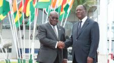 Le Président Ouattara reçoit les félicitations de la CEDEAO