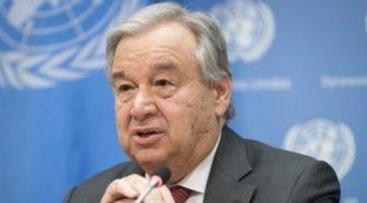 Burundi, Gitega dit non à Antonio Guterres