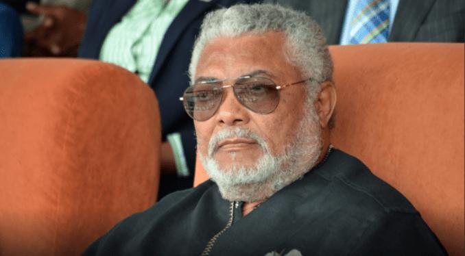Le président Rawlings est décédé