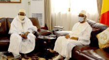 Mahmoud Dicko, persona non grata chez IBK, l'ancien président malien