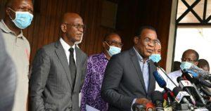 Plusieurs hommes politiques ivoiriens de l'opposition sous surveillance policière (2)