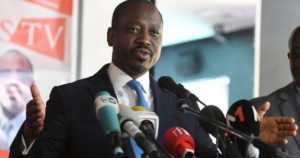 Pour la transition ivoirienne Guillaume Soro se dit prêt à poursuivre le processus (2)