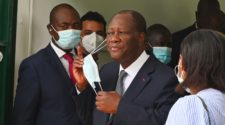 Présidentielle en Côte d'ivoire : sans surprise, Alassane Ouattara est réélu à 94,27% des voix