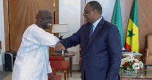 Sénégal, l'opposant Idrissa Seck prêt à diriger le Conseil économique social et environnemental