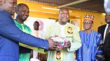 Zéphirin Diabré reçoit le soutien des militants de l'Union