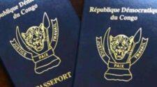 Réduction du prix du passeport en RDC