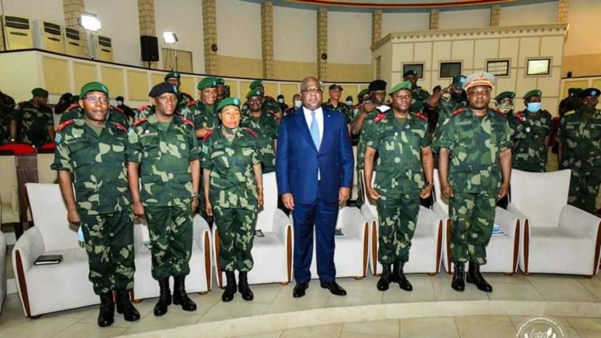 Le président Felix Tshisekedi délocalise le QG