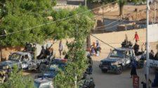 la CNDH au Tchad fait le constat après le siège des partis politiques par la police